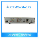 Zgemma-Star 2s Linux Based DVB-S2 HD Satelllite Receiver Multi Channel Digital Satellite Receiver Decoder