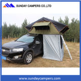 4WD Shake Handle Hard Shell CE Camping Car Top Tent