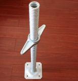 Scaffold Adjustable Jack Base for Construction