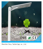 50W LED Integrated 70W Solar Panel Solar Street Light