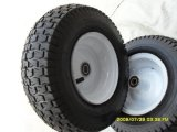 High Elastic Pneumatic Rubber Wheel (PR3.50-4)