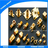 CNC Machining for Brass Electronics Parts