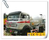 Beiben 6X4 8m3 Concrete Mixer Truck