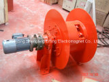 150m Motorized Magnetic Couple Cable Reel
