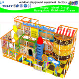 Kids Indoor Playground with Plstic Toys (H15-6004)