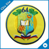 Custom Iron-on Backing Embroidered Brand Clothing Patches for Clothes