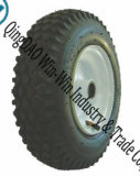 Pneumatic Rubber Wheel Used on Trolley (4.10/3.50-6)