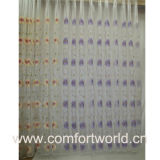 Embroidery Curtain Fabric (SHCL01783)