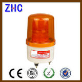 Amber Color AC 220V Revolving Halogen Warning Beacon Light
