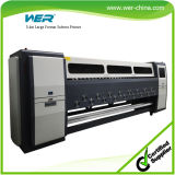 Banner Printing Equipment Large Format Solvent Printer 3.3m Seiko/Spt1020-35pl for Outdoor Materials