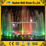 Outdoor Color-Changing Musical Dancing Fountain