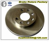 Auto Parts Car Brake Rotors for Jaguar/ Ford From Expert Chinese Manufacturer