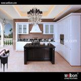 2016 Welbom White MDF Euro Fashion Kitchen Cabinets