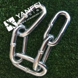 Zinc Link Chain