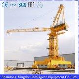 Mini Tower Crane Lifting Capacity Qtz80