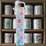 Kids Toilet Wipes Funny Printed Toilet Paper Rolls