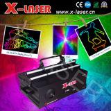 Digital Sound Active 5W Full Color Laser Light Effect/Disco Light/DMX Christmas Light Controller