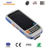 2015 New Rugged Handheld Android 4 Inch Nfc Mobile Phone with Barcode Scanner (CFON610)
