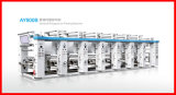 Sold in Wenzhou Wide Web Rotogravure Printing Machines for PVC, BOPP Film