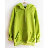 Custom Cotton/Polyester Hoodies Sweatshirt of Fleece Terry (F017)