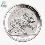 Custom 999 Silver Challenge Promotional Koala Souvenir Coin for Australia