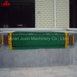 Warehouse Forklift Loading Ramps Stationary Loading Ramp