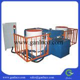 120L Double Barrel Automatic Eddy Current Polishing Machine