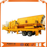 Mobile Impact Crushing Plant, Portable Crusher