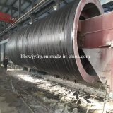 GRP FRP Fiberglass Cylindrical Fuel Storage Tanks