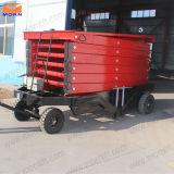 CE Trailing Hydraulic Platform Lift