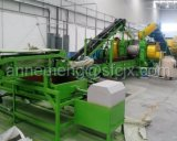 Rubber Crushing Machine, Tire Crushing Plant