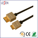 Ultra-Slim HDMI Cable with Ethernet