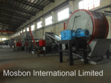 Scrap Tyre Recycling Production Line Rubber Crusher Passed Ce and ISO