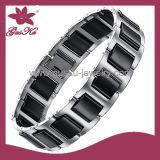 Classic Black Ceramic Bracelet Jewelry (2015-Cmb-011)