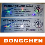 Hologram Testosterone Propionate 100mg/Ml 10 Ml Labels