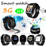 2017 3G Smart Watch Phone with Magnet Charging (N8)