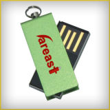 Promotional Gift Swivel USB Flash Drive (COB01)