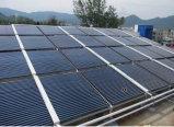 Split Non Pressure Solar Collector for Project