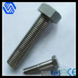 Grade 8.8 HDG Hex Bolt and Nut (DIN934)