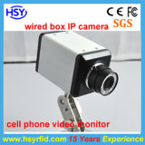 Smallest IP Camera & Indoor Use Wired Box IP Camera (HSY-F191)