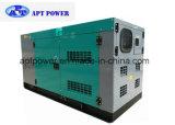 Silent 20kw Isuzu Generator with Automatic Transfer Switch