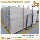 Wooden White Polished Veins Marble and Tiles (YY-MS197)