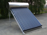 High Pressure Integrated Heat Pipe Solar Water Heater