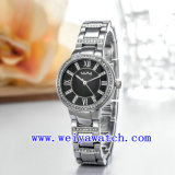Stainless Steel Watch Customize Luxury Wrist Watches (WY-018A)