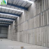 Shopping Mall Fireproof EPS Sandwich Panel Wall Partition