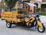 2 Ton Loading Capacity Three Wheel Motorcycle Cargo Tricycle