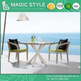 Outdoor Dining Set Rattan Weaving Dining Chair Garden Wicker Dining Table Patio Weaving Coffee Set Hotel Project Dining Set Modern Dining Set