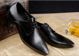 New Fashion Cow Leather Formal Dress Shoes