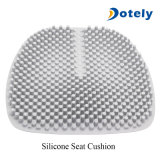 Breathable Waterproof Office Chair Pad Silicone Car Seat Cushion