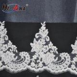 Custom Made Print Logo Good Price Hand Embroidery Beaded Lace